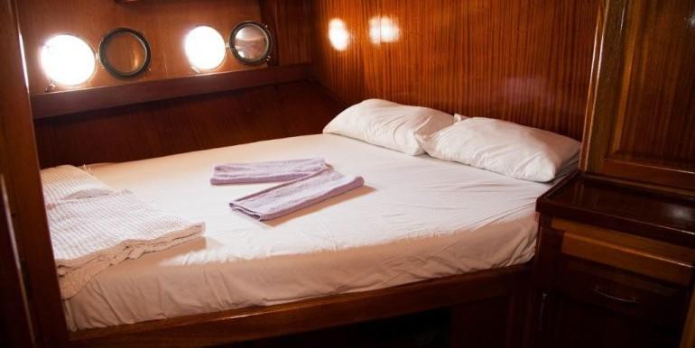 Kiralık 9 Kabin Gulet Tekne 02