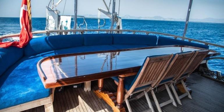 Kiralık 9 Kabin Gulet Tekne 19