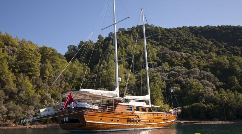 Kiralık Lüx Yat Tekne 23