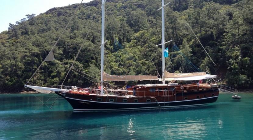 Kiralık Tekne Marmaris 07