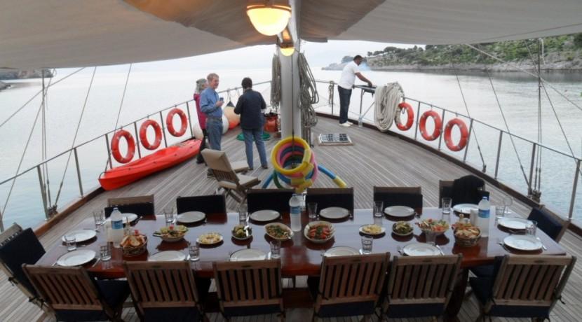 Kiralık Tekne Marmaris 20