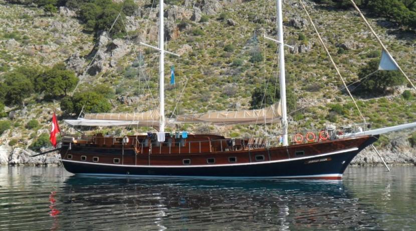 Kiralık Tekne Marmaris 24