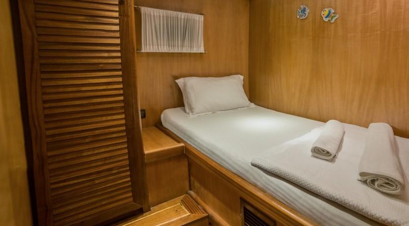 11-Sude Deniz Single Person Cabin
