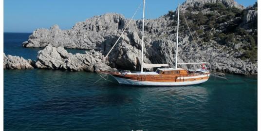 Kiralık 6 Kabin Ucuz Gulet Yat Azra Deniz