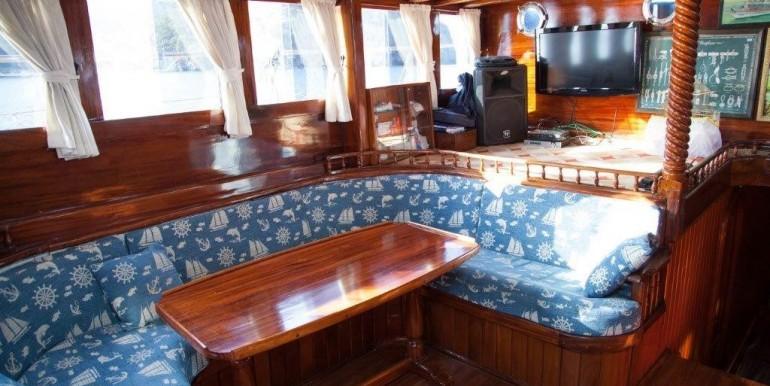 Kiralık 9 Kabin Gulet Tekne 06