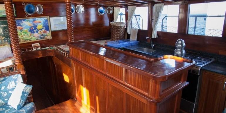 Kiralık 9 Kabin Gulet Tekne 07