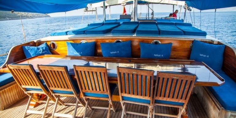 Kiralık 9 Kabin Gulet Tekne 14