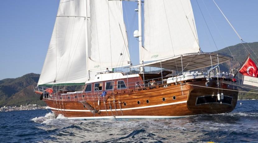 Kiralık Lüx Yat Tekne 12