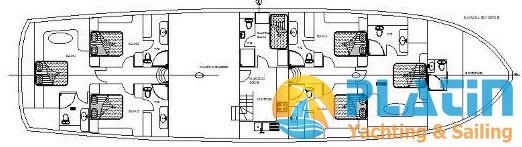 Kiralık Lüx Yat Tekne 25