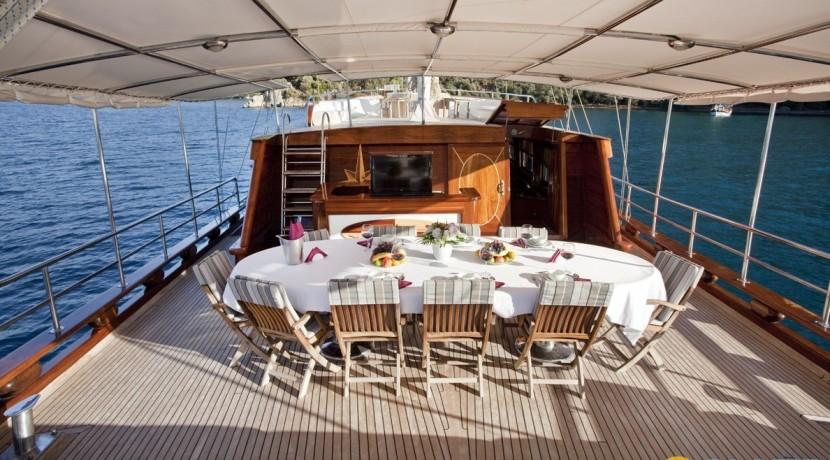 Kiralık Lüx Yat Tekne 28