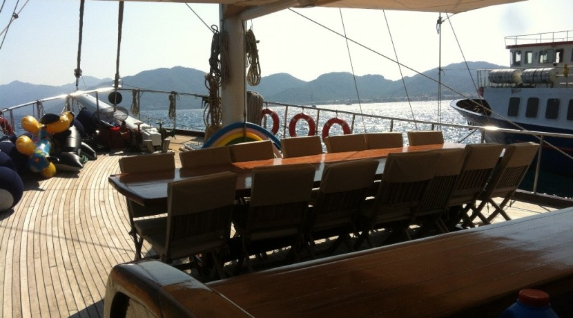 Kiralık Tekne Marmaris 17