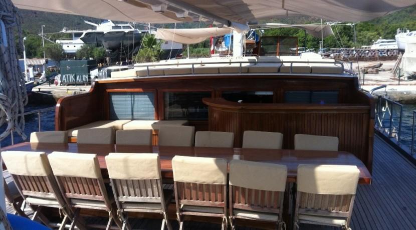 Kiralık Tekne Marmaris 18