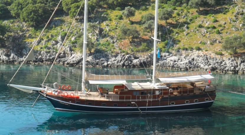 Kiralık Tekne Marmaris 25
