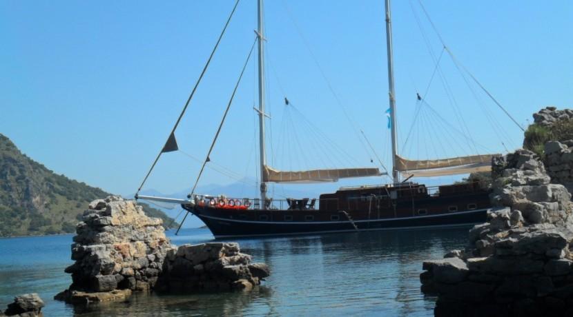 Kiralık Tekne Marmaris 26