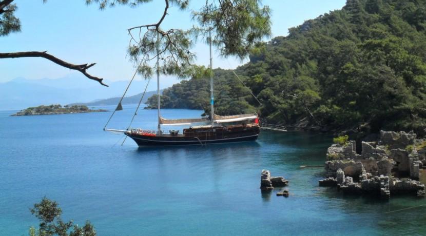Kiralık Tekne Marmaris 27