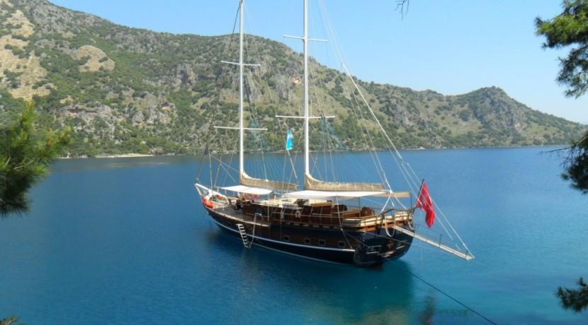 Kiralık Tekne Marmaris 28