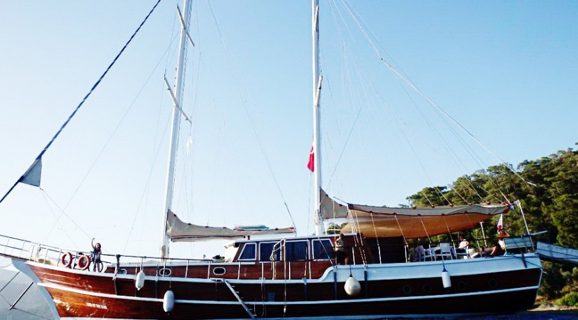 Marmaris Kiralık Tekne 23