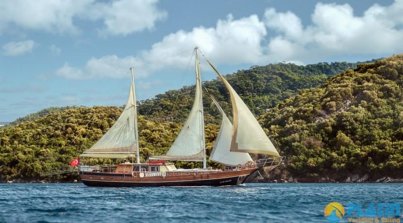 Ucuz Kiralık 7 Kabin Tekne 15